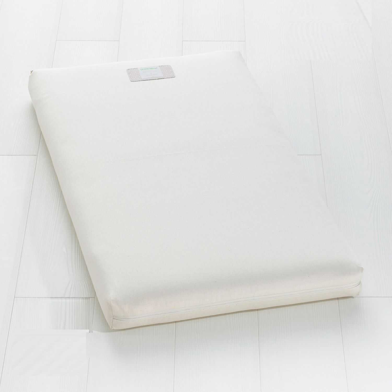 Espuma para colchão de bebê